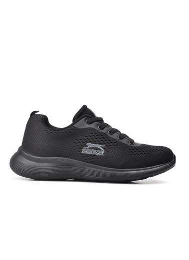 Slazenger Slazenger ZELT Sneaker Kadın Ayakkabı    Siyah